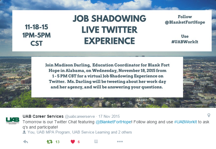 questions to ask during a job shadow